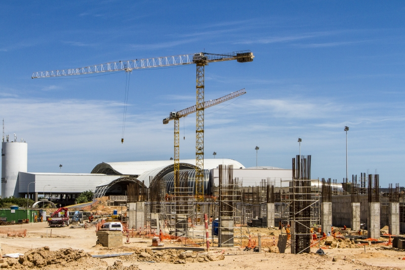 Inaugurações de obras públicas não terão candidatos (FOTO: Portal da Copa)