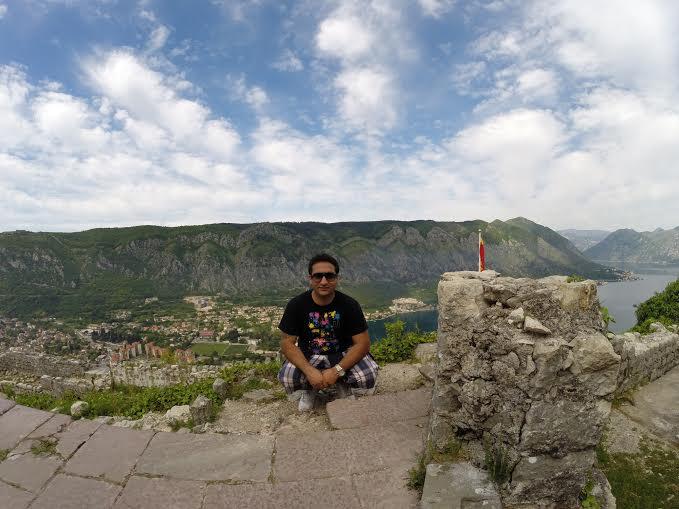 Registro de Kotor, em Montenegro. (FOTO: Arquivo Pessoal)