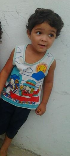 Lucas está desaparecido desde domingo (FOTO: Divulgação)