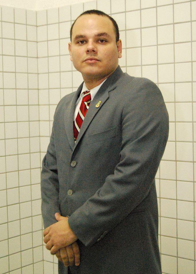 Rafael Bastos superou os próprios limites e mudou sua história (FOTO: Arquivo pessoal)