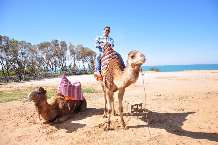 Registro de Tânger, no Marrocos. (FOTO: Arquivo Pessoal)