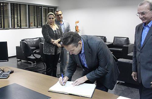 Domingos Filho tome posse no TCM