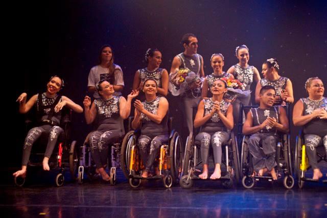 Companhia de Dança sobre Rodas