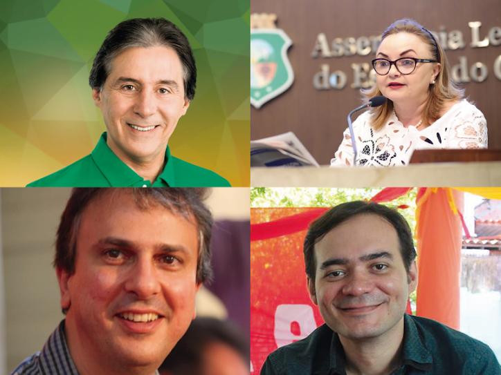 Primeira vez na história do Ceará que candidatos a governador debatem fora de Fortaleza (FOTO: Divulgação)