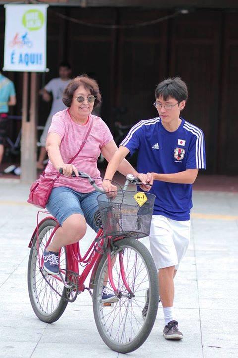 Dia Nacional do Ciclista é comemorado nesta terça-feira (19) (FOTO: Reprodução Facebook)