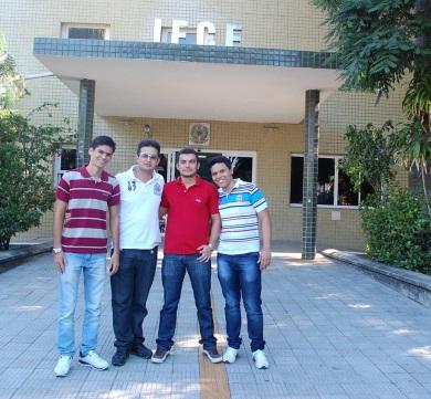 Estudantes estão motivados e pretendem conquistar um dos três primeiros lugares da competição. (FOTO: Divulgação)