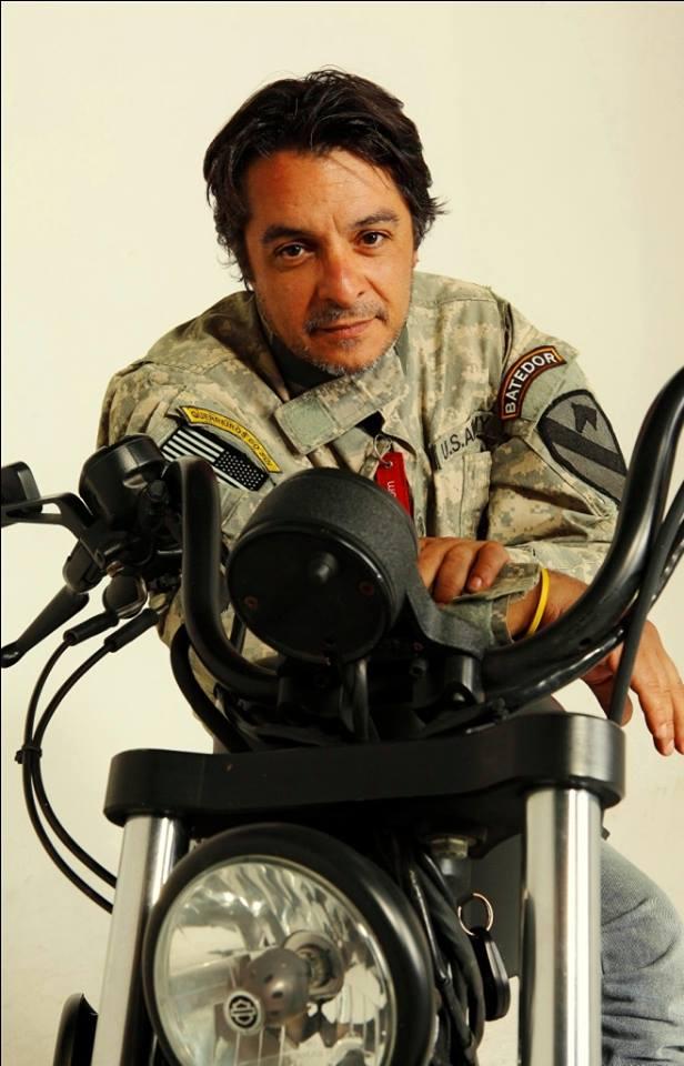 Luís Sucupira escreveu um guia sobre tudo que um motociclistas precisa saber (FOTO: Arquivo pessoal)