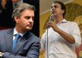 Camilo Santana gasta mais com contratação de militantes pagos que Aécio Neves
