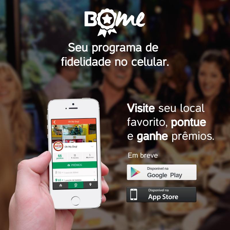Aplicativo Bome