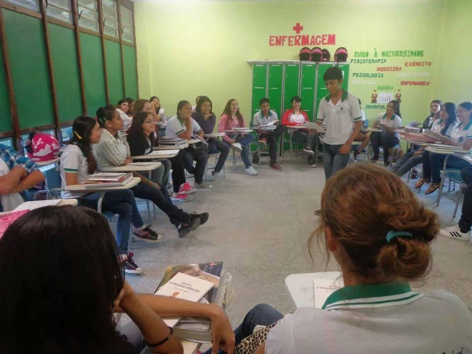 Ensino médio do Ceara teve queda nas notas do Ideb de 2011 para 2013 (FOTO: Reprodução Facebook)