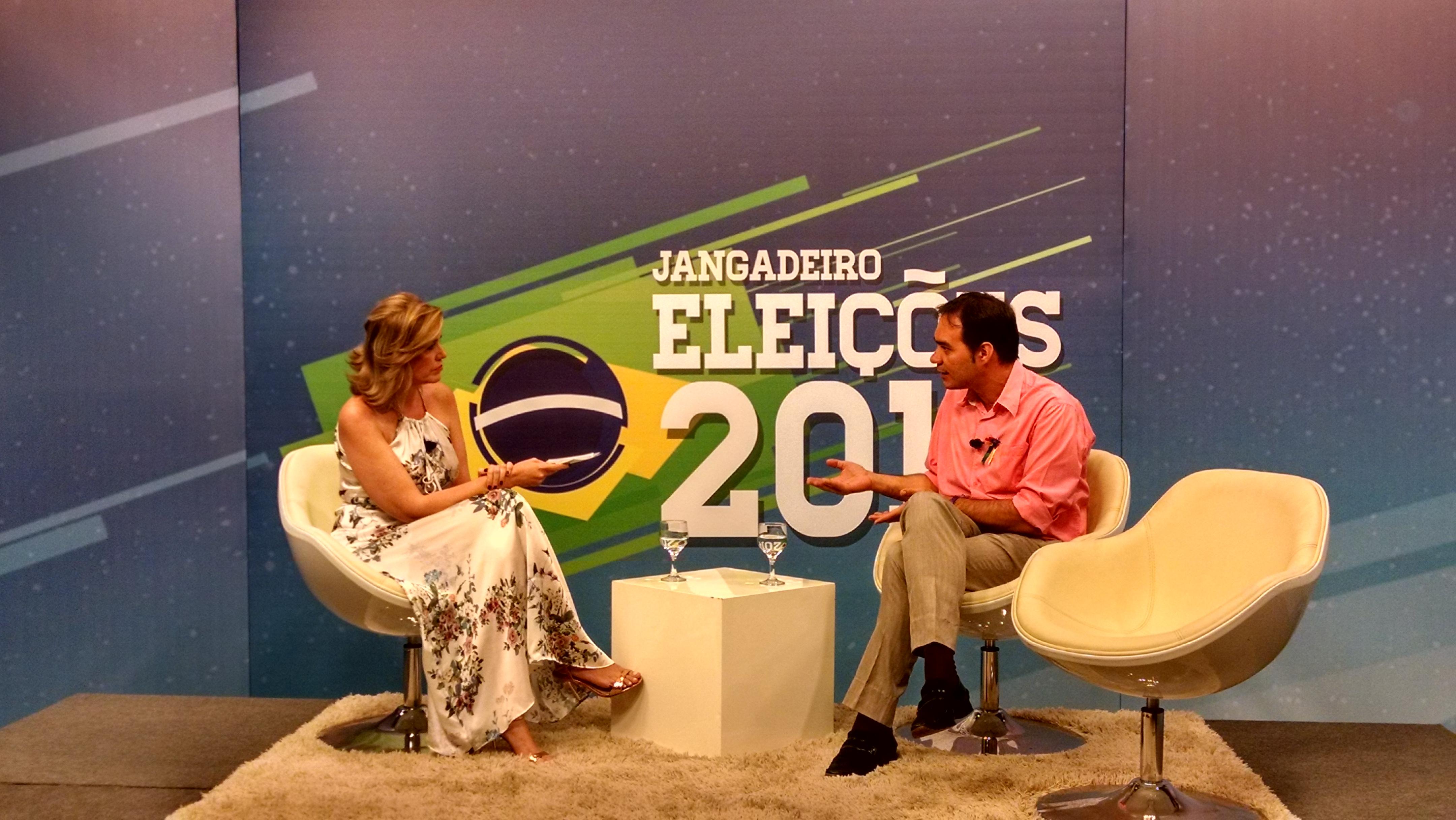 Primeiro entrevistado do Eleições Jangadeiro é Ailton Lopres (Psol) (FOTO: Tribuna do Ceará)