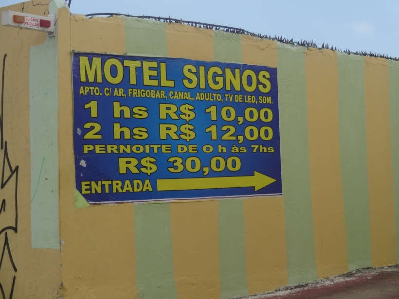Motéis na Barra do Ceará
