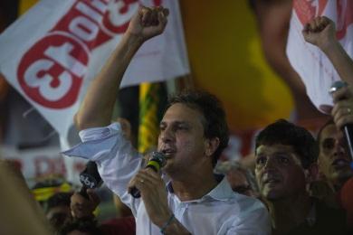 Camilo Santana foi eleito com 53,35% dos votos. (Foto: Marcelo Camargo/Agência Brasil)
