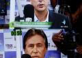 Candidatos fizeram acusações, principalmente sobre mentiras de adversários (FOTO: TV Jangadeiro)