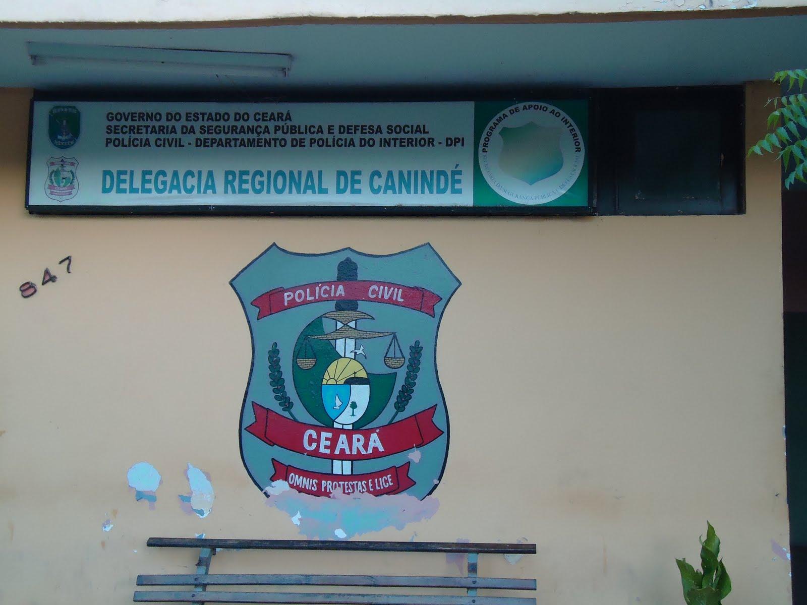 Além da humilhação, OAB constatou irregularidades na delegacia (FOTO: Portal Canindé.net)