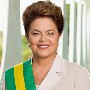 Petista foi reeleita presidente do país (FOTO: Divulgação)