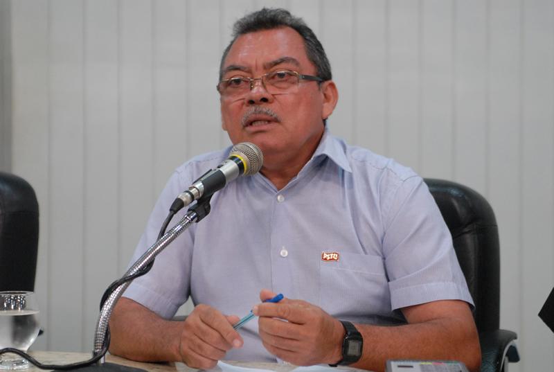 Francisco Gonzaga (PSTU)