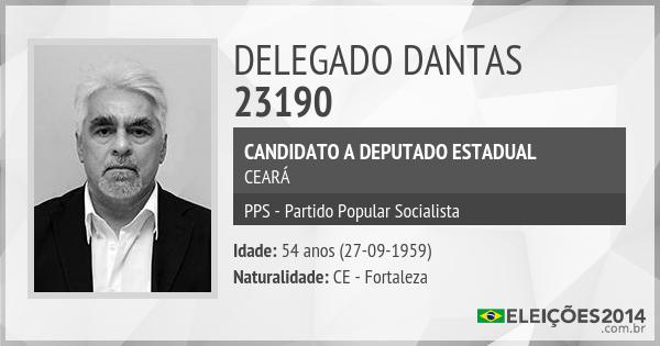 Luiz Carlos Dantas (PPS)