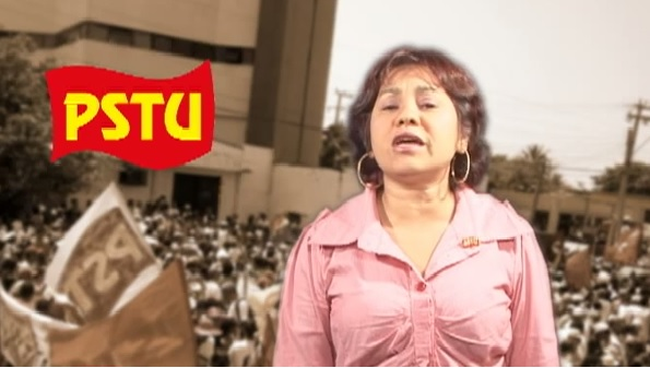 Raquel Dias (PSTU)