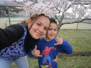 Patrícia Viana morava no Japão havia dois anos, ao lado do marido, Jorge de Lima, a trabalho no país (Foto: Acervo pessoal)