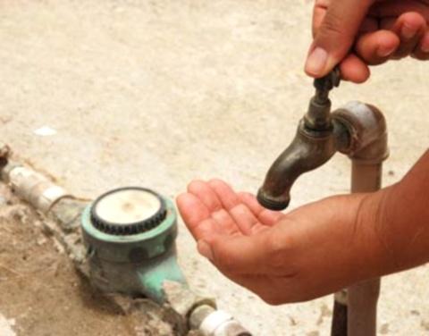 Moradores de 30 bairros de Fortaleza serão afetados pela falta de água (FOTO: Divulgação)