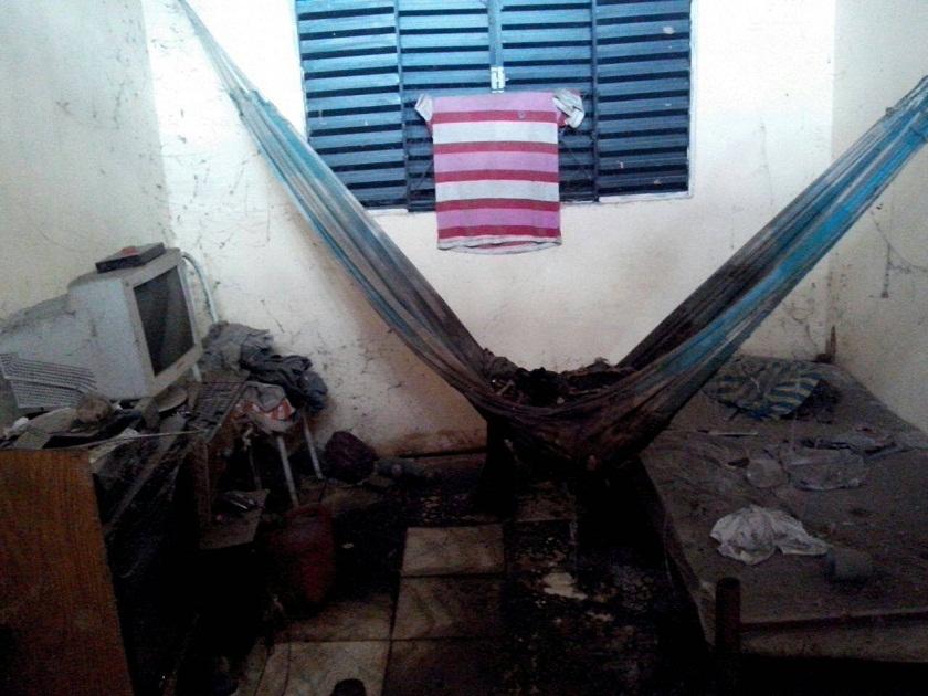 Corpo foi achado em avançado estado de decomposição (FOTO: Divulgação)