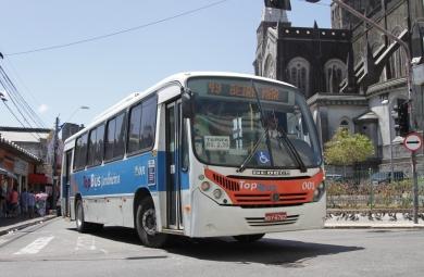 A linha 049 – Caça e Pesca/Centro (Top Bus) passa a se chamar 049 – Caça e Pesca/Centro/Beira Mar (Foto: Igor de Melo)