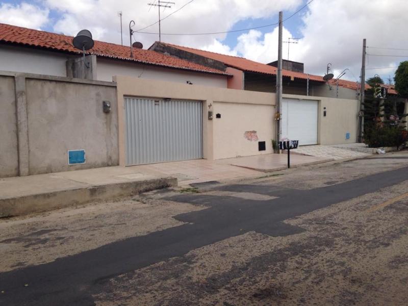 Residência da família está fechada desde o ocorrido (FOTO: Tribuna do Ceará/Roberta Tavares)