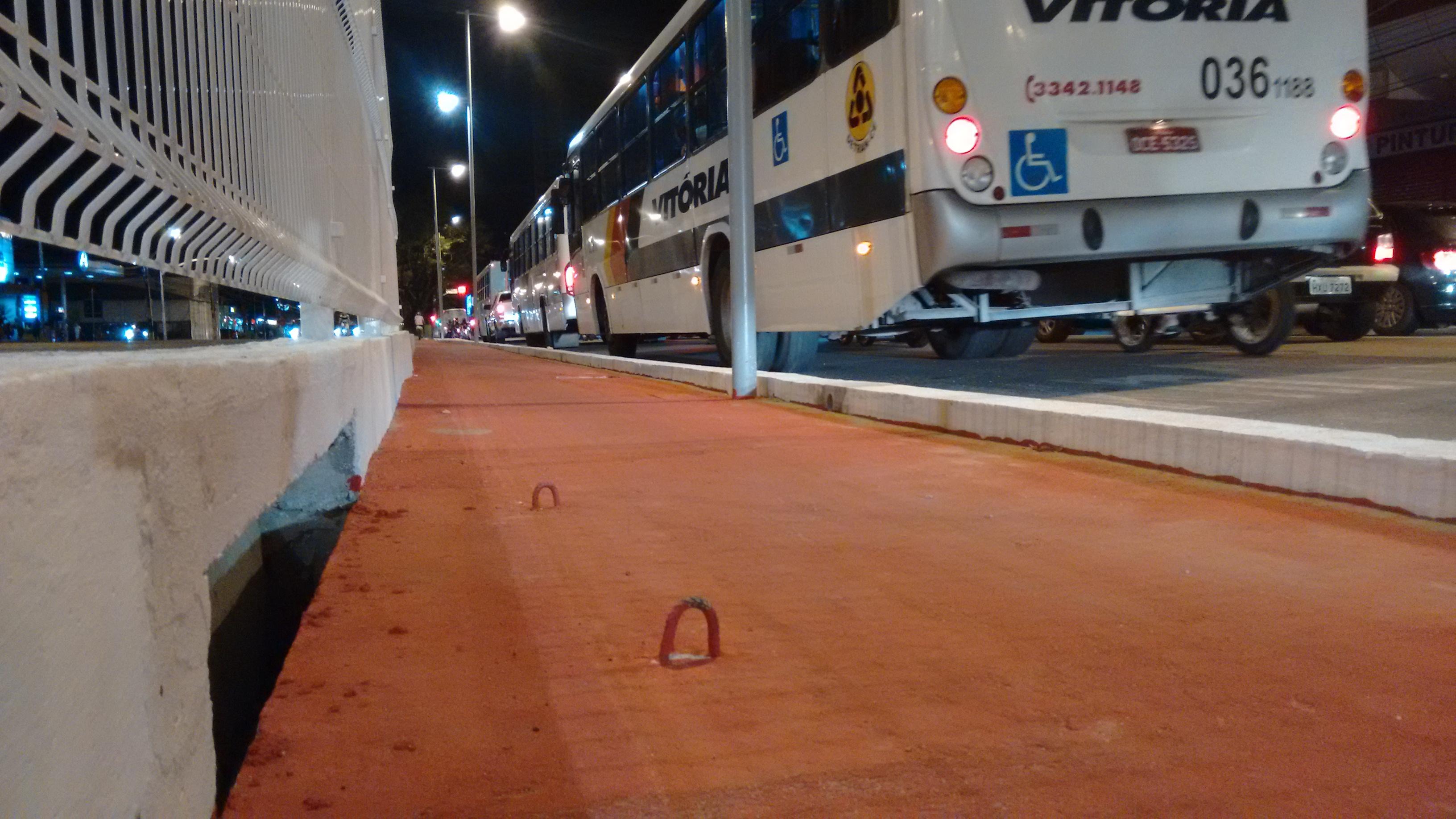 Ciclovia do BRT Bezerra de Menezes