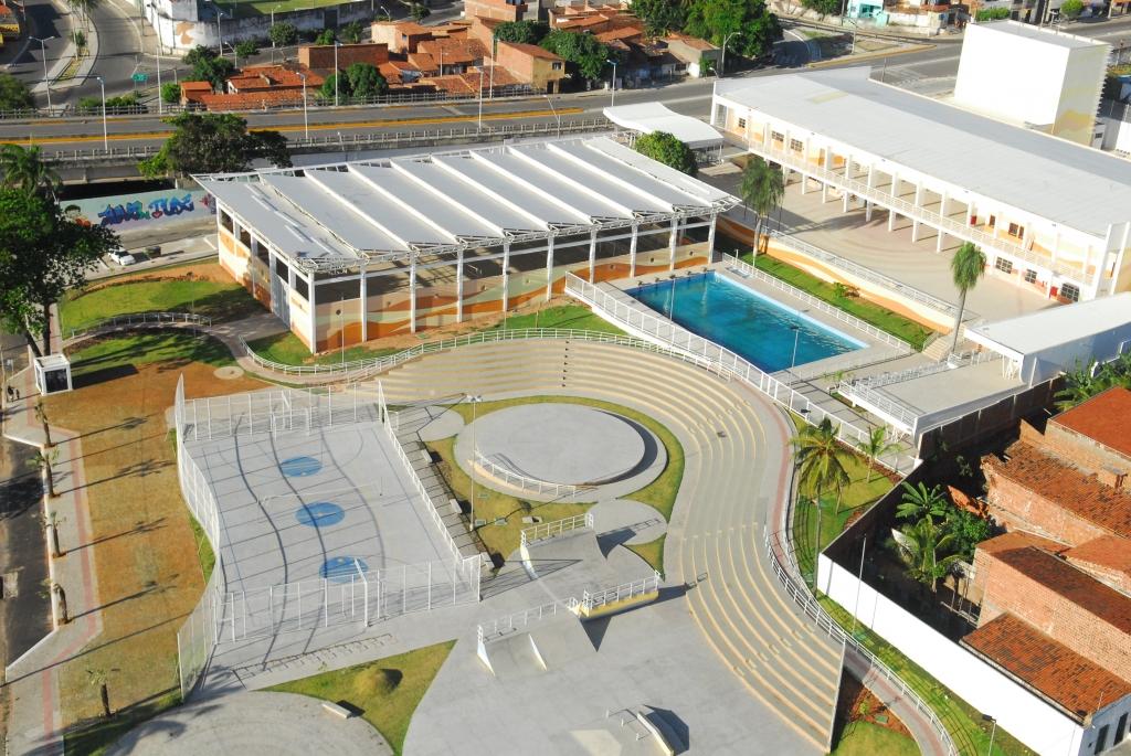 Prefeitura de Fortaleza firmou parceria com a UFC para criação de novo Cuca (FOTO: Divulgação)