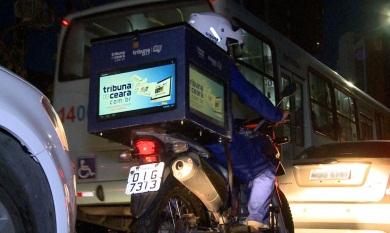Novo canal de notícias do Sistema Jangadeiro circula pelas vias da capital cearense. (FOTO: Divulgação)
