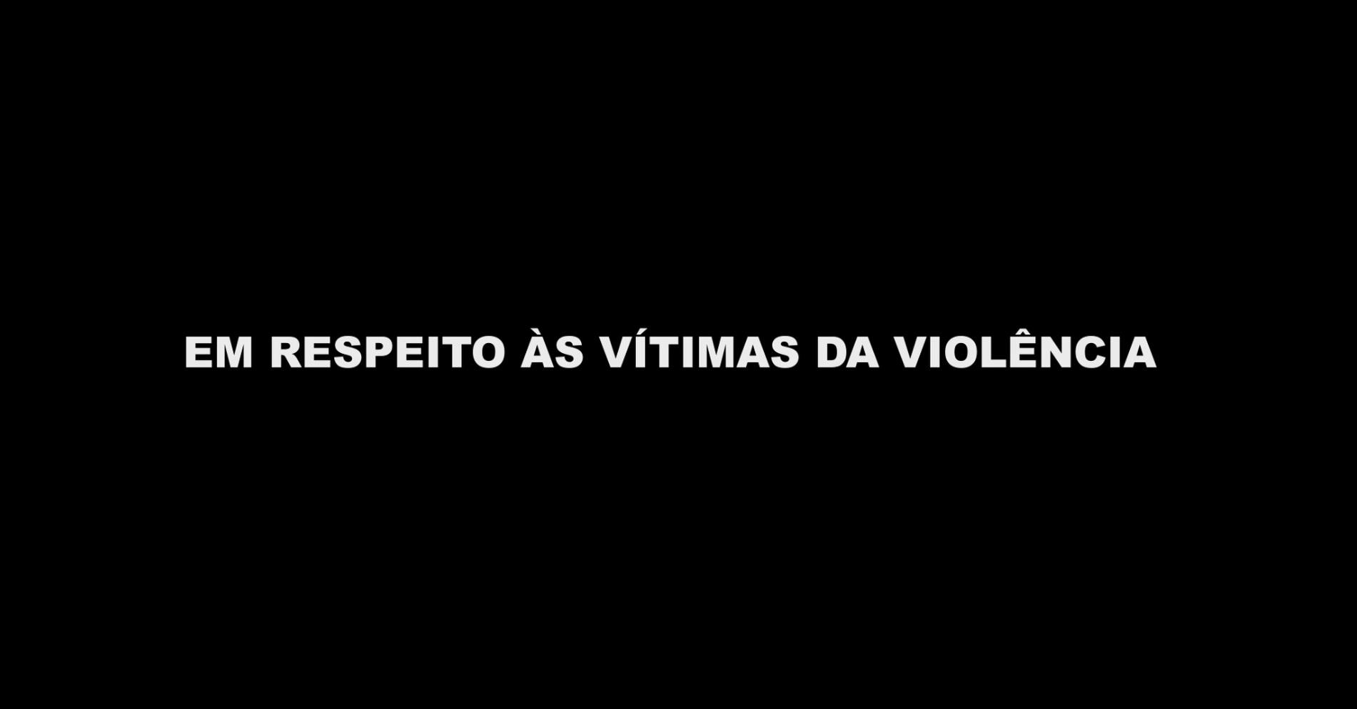 Barra Pesada exibiu a tarja preta para encerrar o programa (FOTO: TV Jangadeiro)
