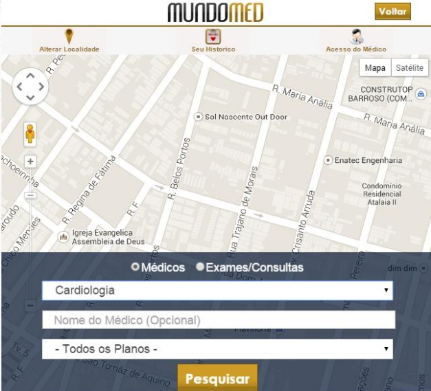 MundoMed, aplicativo voltado para segmento da saúde