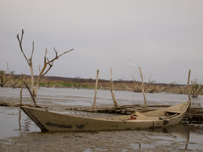 Nível de açudes preocupa; mesmo assim, é provável que os primeiros meses do ano não registrem chuvas (FOTO: Arquivo/Tribuna do Ceará)