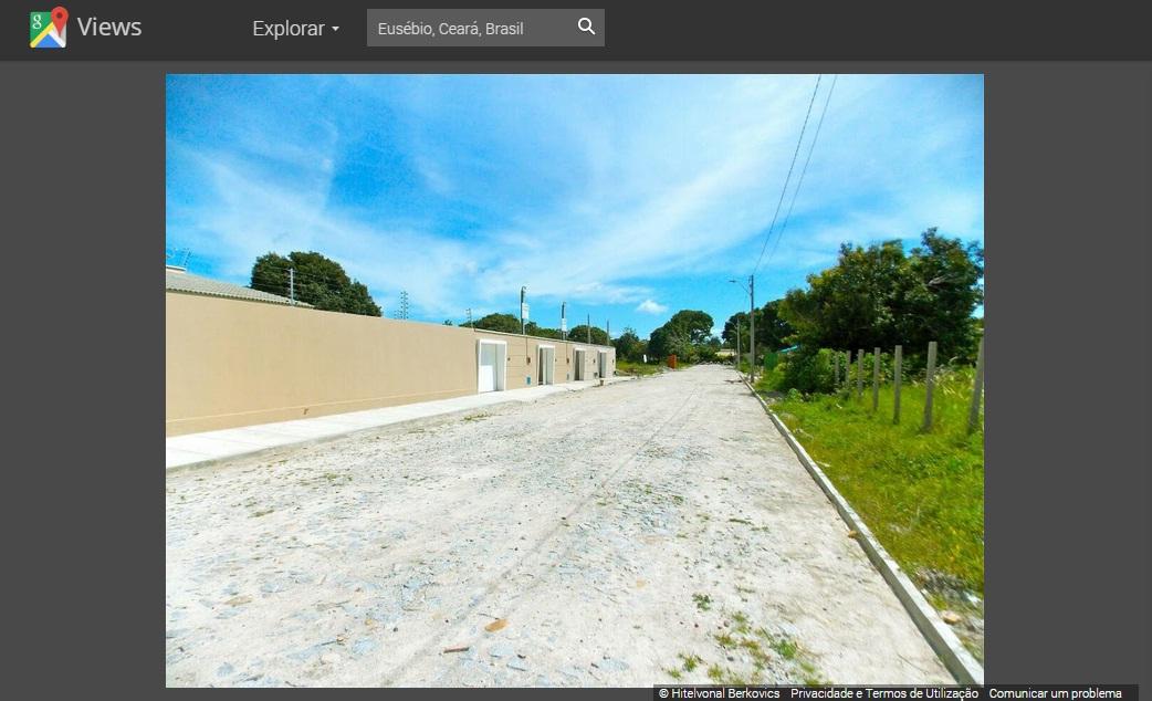 Pelo recurso do Google Maps, usuários também podem enviar suas fotografias (FOTO: Reprodução)