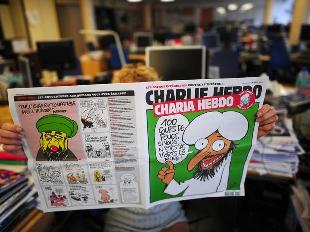 Estudantes cearenses relatam medo instaurado em Paris após ataque à Charlie Hebdo