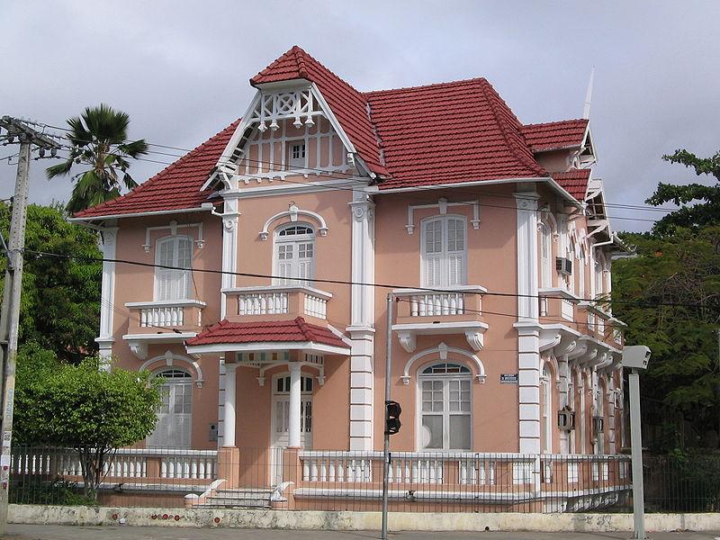 Casa de Cultura Alemã é uma das mais antigas da cidade (FOTO: Wikipedia)