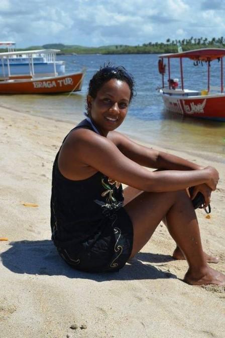 Carioca Mirian França está presa desde 29 de dezembro (FOTO: Reprodução/Facebook)