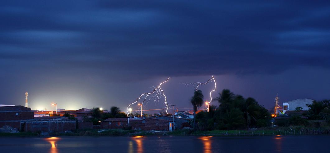 Tauá foi o município com a maior incidência de raios no Ceará (299); seguido de Independência, com 139; e Santa Quitéria, com 120 (FOTO: Tarcísio Filho/Flickr)