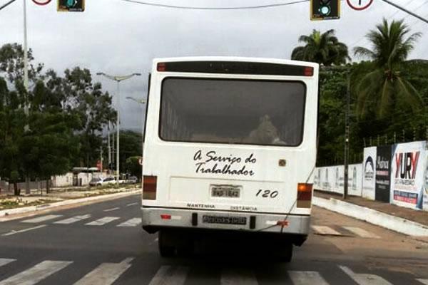 O registro foi feito em Juazeiro do Norte - Ceará. (FOTO: Reprodução/ Site Miséria)