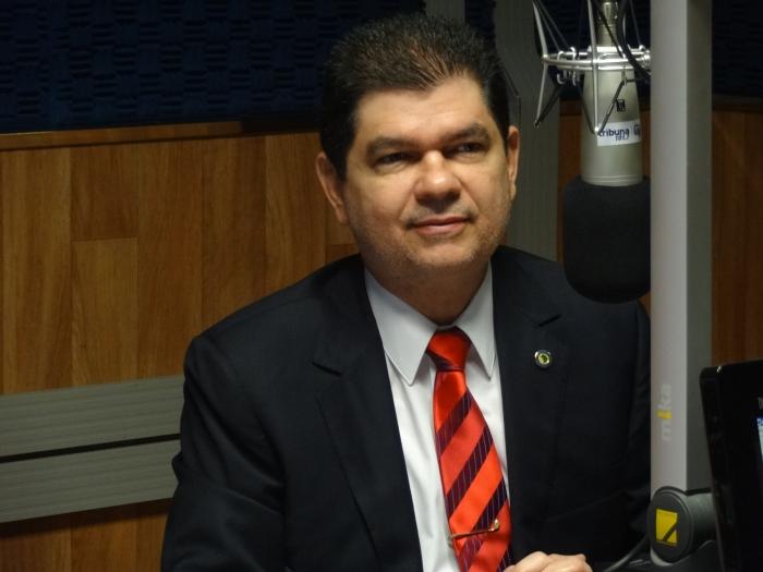 mauro Filho falou sobre programa de notas ficais e ameaças nesta terça (FOTO: Arquivo Tribuna do Ceará)