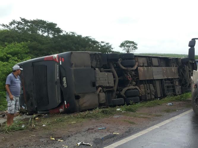 Segundo coordenador de banda, a pressa para chegar nos shows é a grande responsável pelos acidentes (FOTO: Abraão Ramos/Tribuna do Ceará)