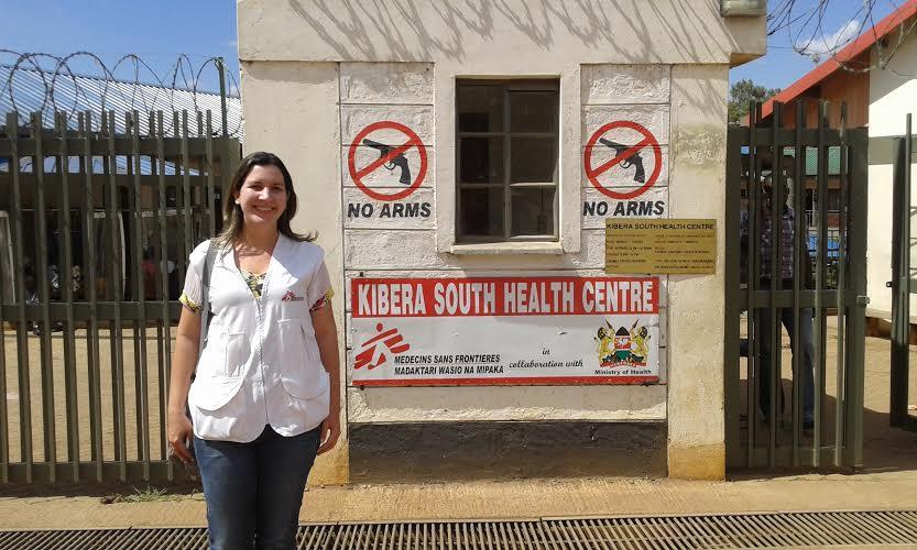 Cearense no Médicos Sem Fronteiras