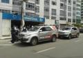 Proprietário foi atingido dentro de seu restaurante (FOTO: TV Jangadeiro)