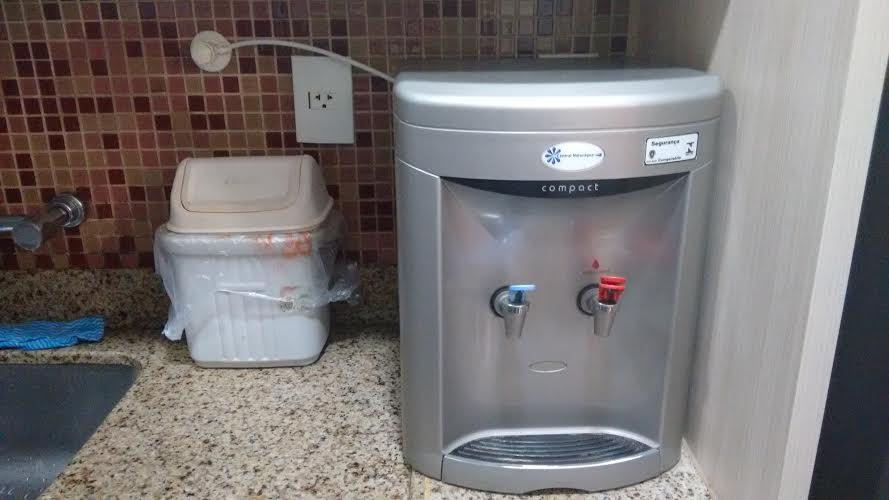Cearense cria sistema de distribuição de água mineral predial que evita uso de garrafões