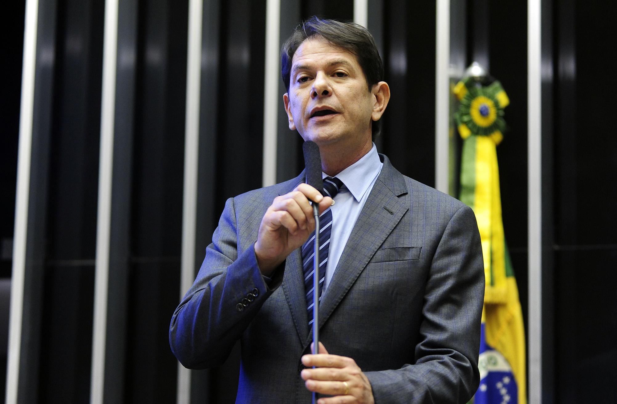 Cid Gomes acirra os ânimos de base governista da Câmara Federal (FOTO: Gustavo Lima / Câmara dos Deputados)