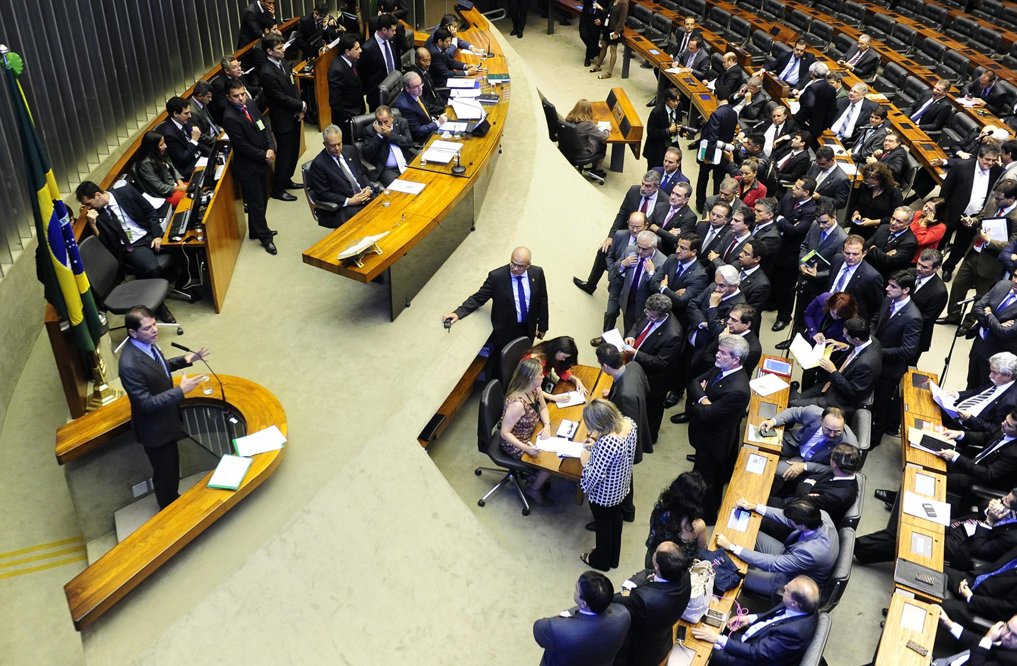 Cid Gomes acirrou os ânimos de deputados nesta quarta-feira 918) (FOTO: Gustavo Lima / Câmara dos Deputados)