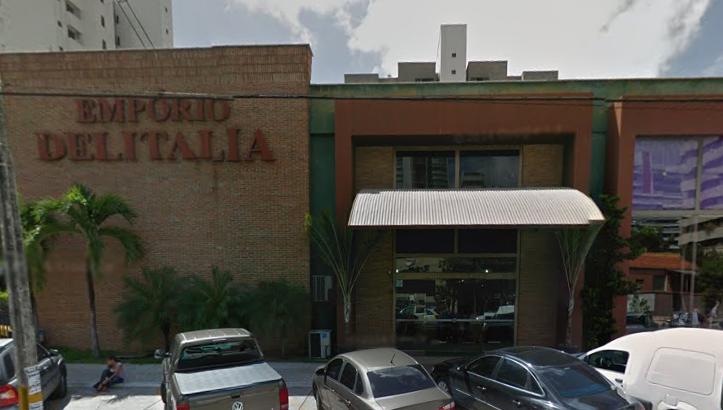 Padaria sofreu prejuízo de pelo menos 127 itens em um dia (FOTO: Google Maps)