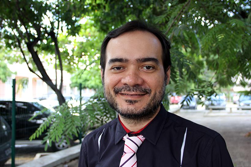 Ailton Lopes falou sobre rotina pós-eleição e criticou atuais gestões (FOTO: Fernanda Moura/ Tribuna do Ceará)