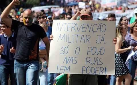 10 argumentos equivocados nas redes sociais sobre a manifestação de domingo